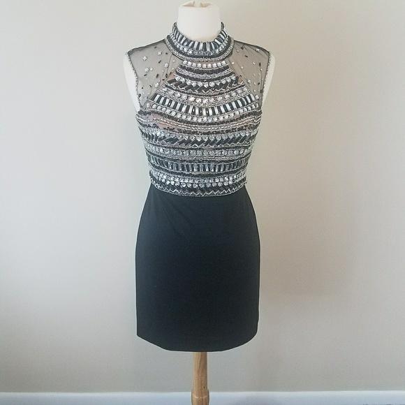 Mori Lee Dresses & Skirts - Mori Lee Short Rhinestone Dress